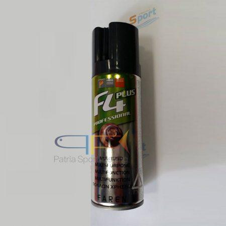 olio F4 silicone lubrifica pulisce sgrassa ingranaggi pulisce salsedine protegge