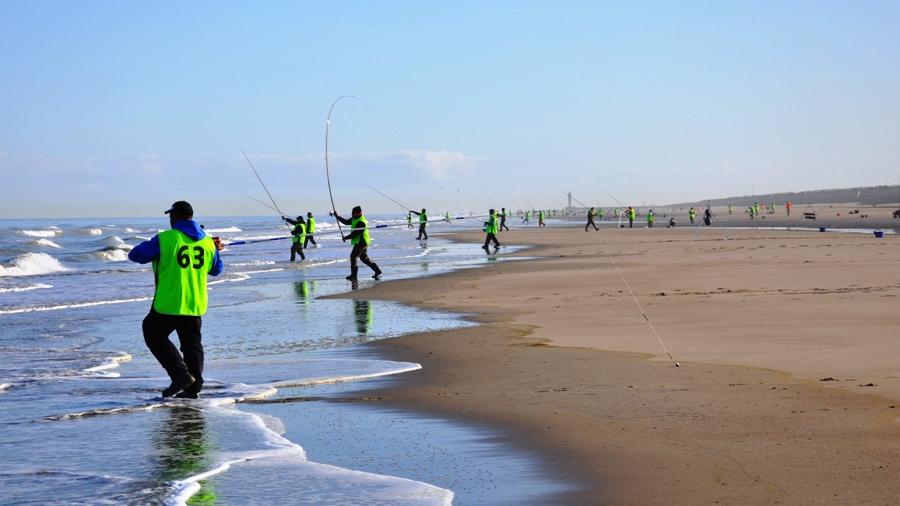 MONDIALE SURF CASTING PER CLUBS: LE CLASSIFICHE DOPO LA SECONDA MANCHE
