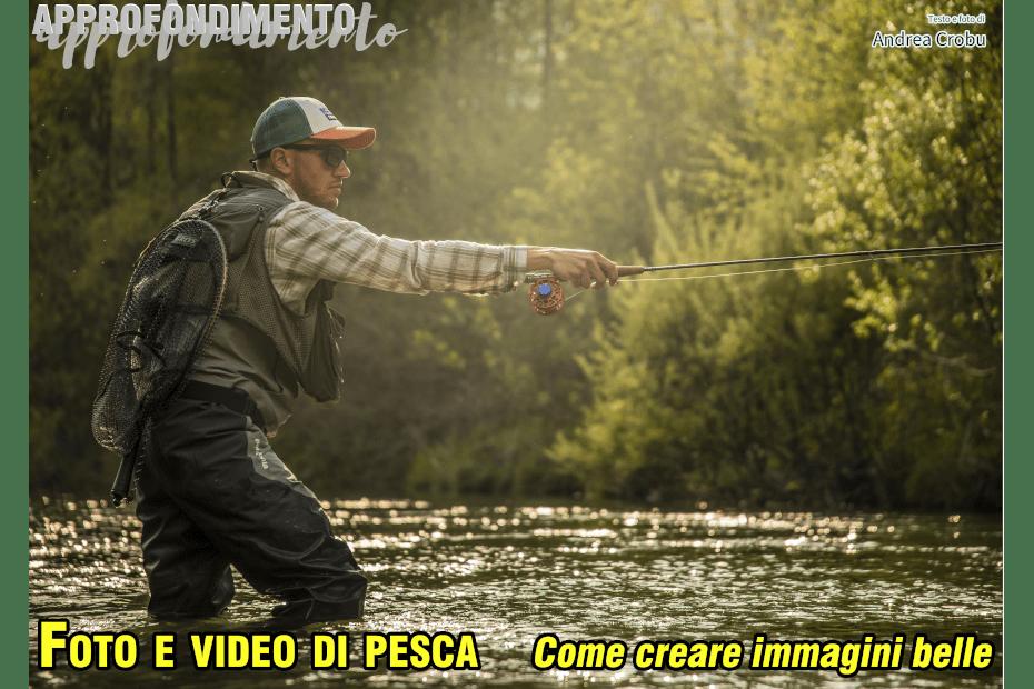 Foto e video di pesca