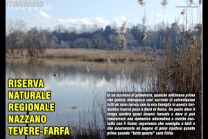 Riserva Naturale Regionale Nazzano Tevere-Farfa
